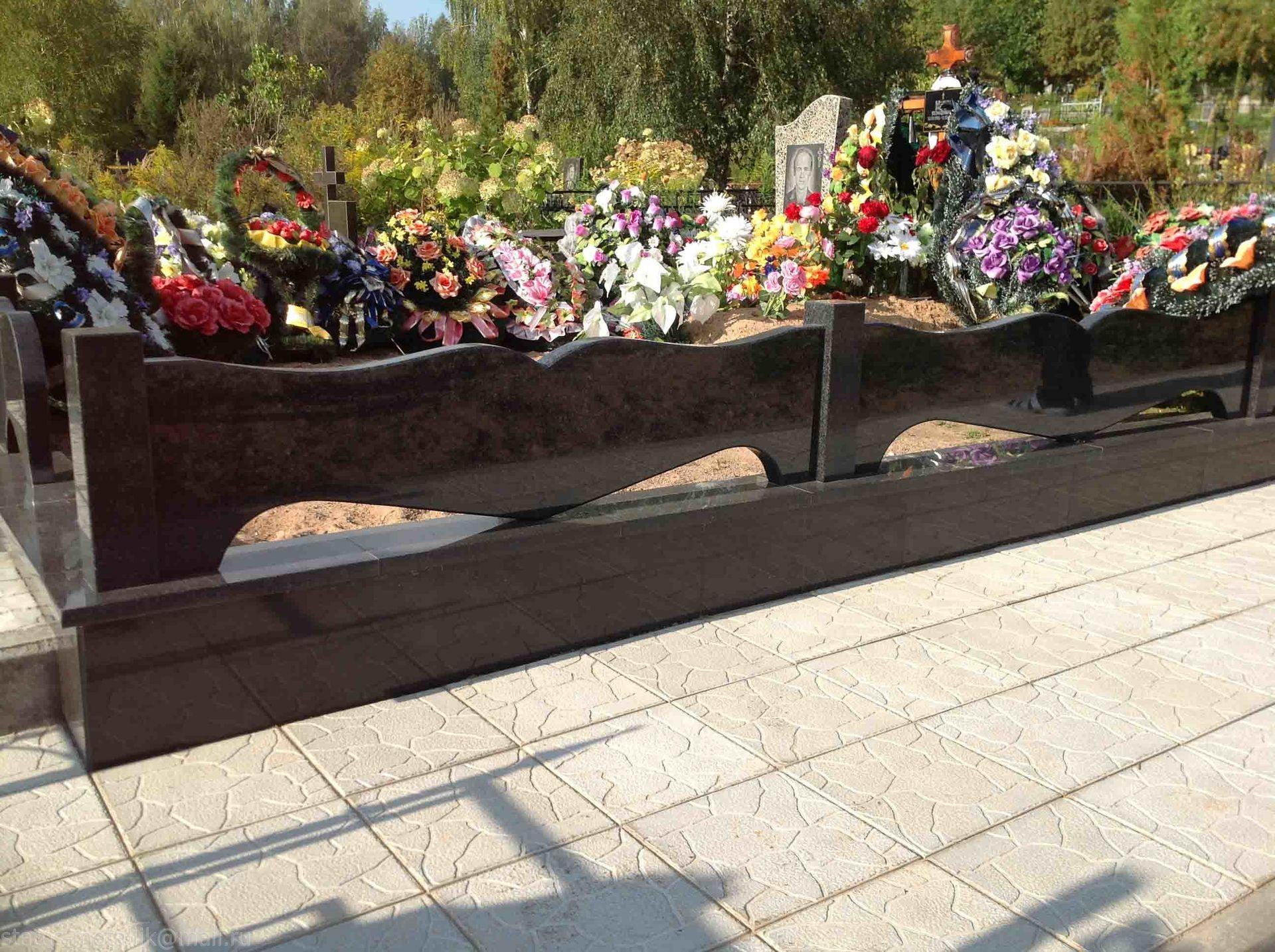 ограды для кладбища